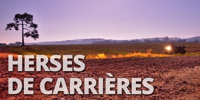 herses de carriere
