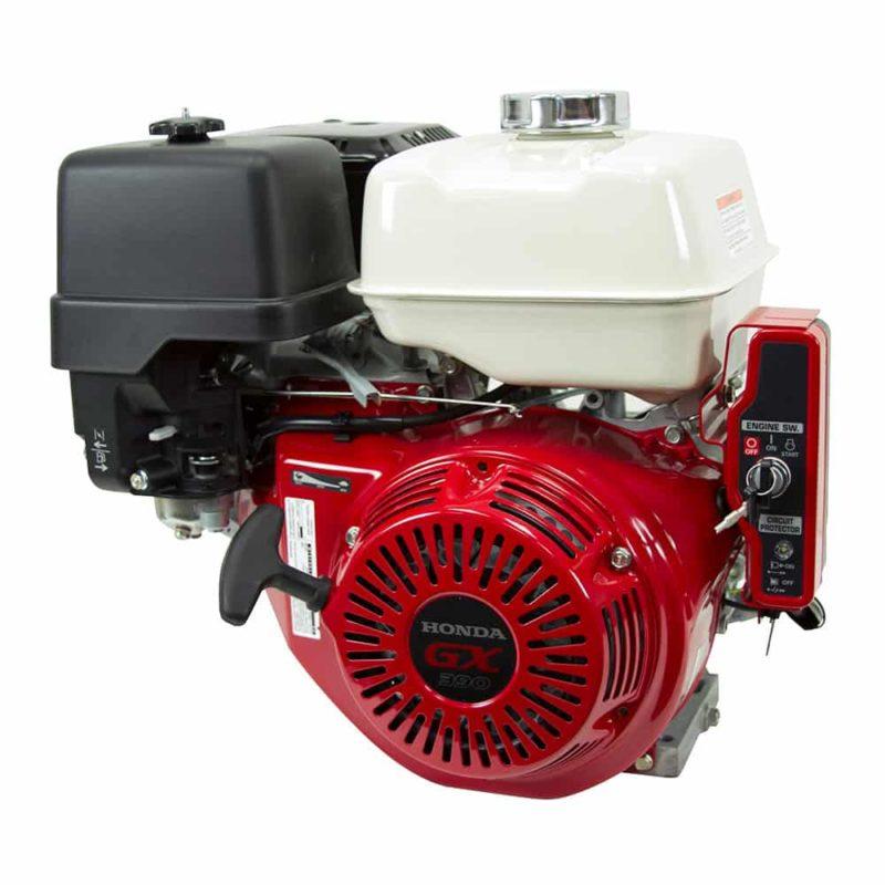 moteur Honda GX390 broyeur quad VILKAN