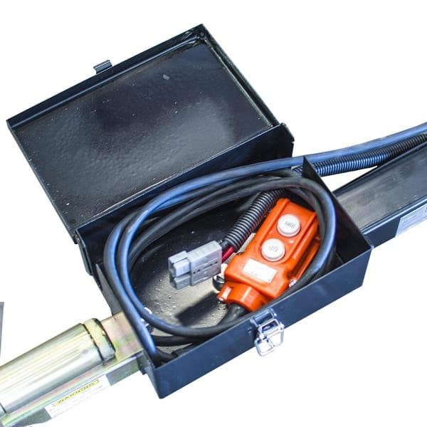 télécommande remorque hydraulique VILKAN