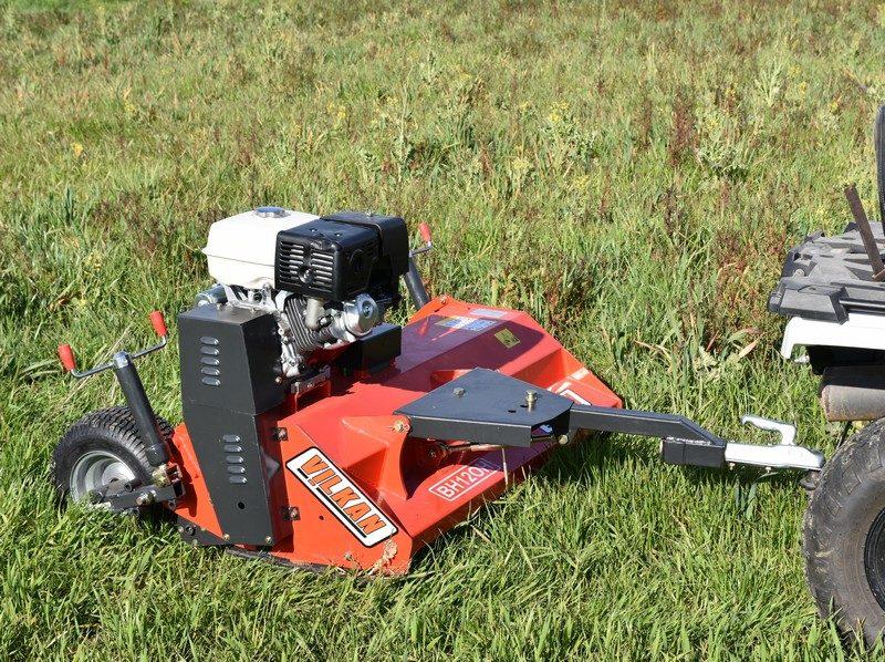 broyeur quad moteur honda BH12OH Vilkan