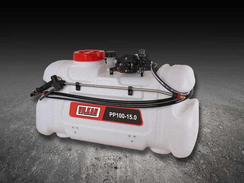 Pulvérisateur quad PP100-15 VILKAN 1