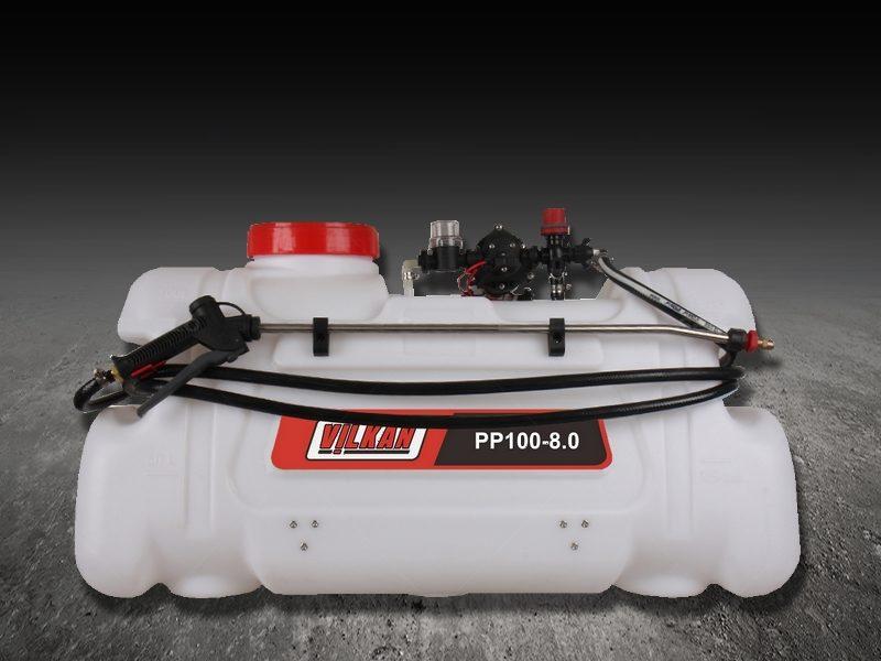 pulvérisateur quad PP100-8.0 VILKAN 1