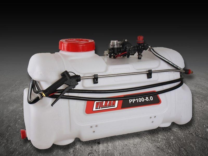 pulvérisateur quad PP100-8.0 VILKAN 2