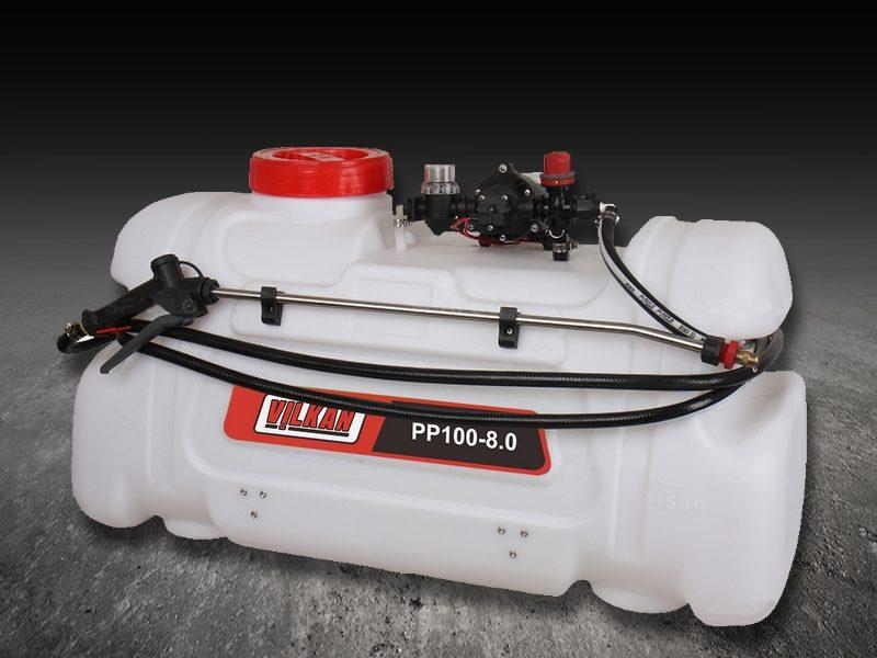 pulvérisateur quad PP100-8.0 VILKAN 3